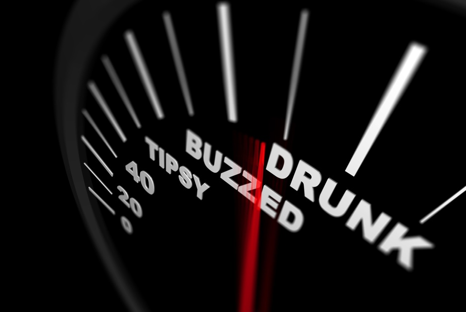 speedometer for drunk driving