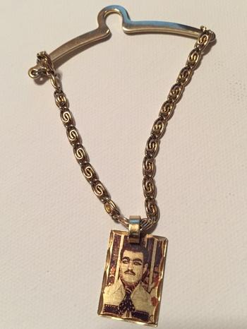 Malverde Tie Chain