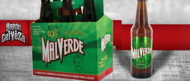 Malverde Beer (Cerveza)