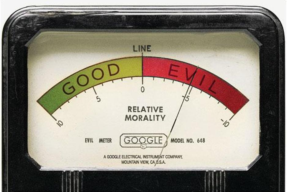 Morality Meter