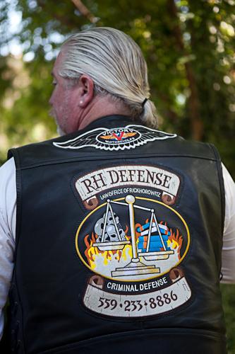 RHDefense Motorcycle Vest Patch