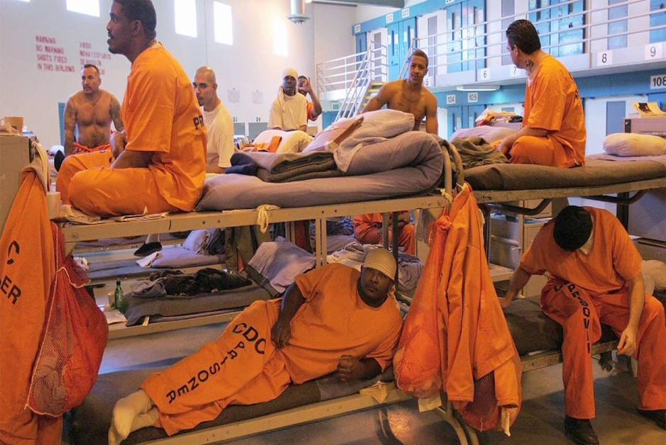 Prisoner overcrowding