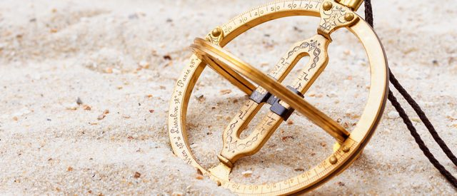 sundial represents passage of time, and nothing new under the sun