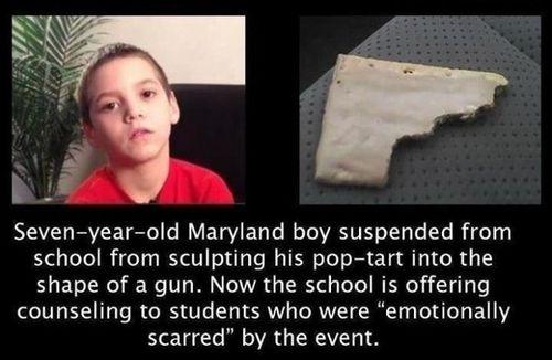 PopTart Gun