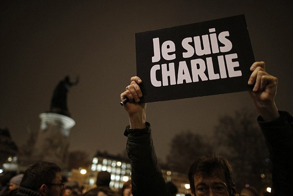 Being Charlie Hebdo