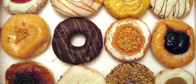 a box of donuts signifying where the real blame lies