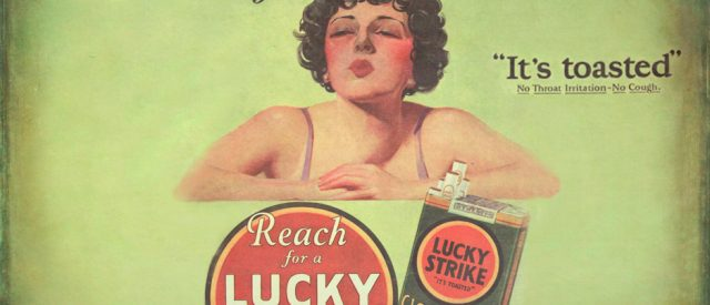 Lucky Strike: Dieting with Dignity