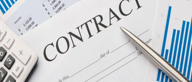 contract to hire someone because all you care about is money
