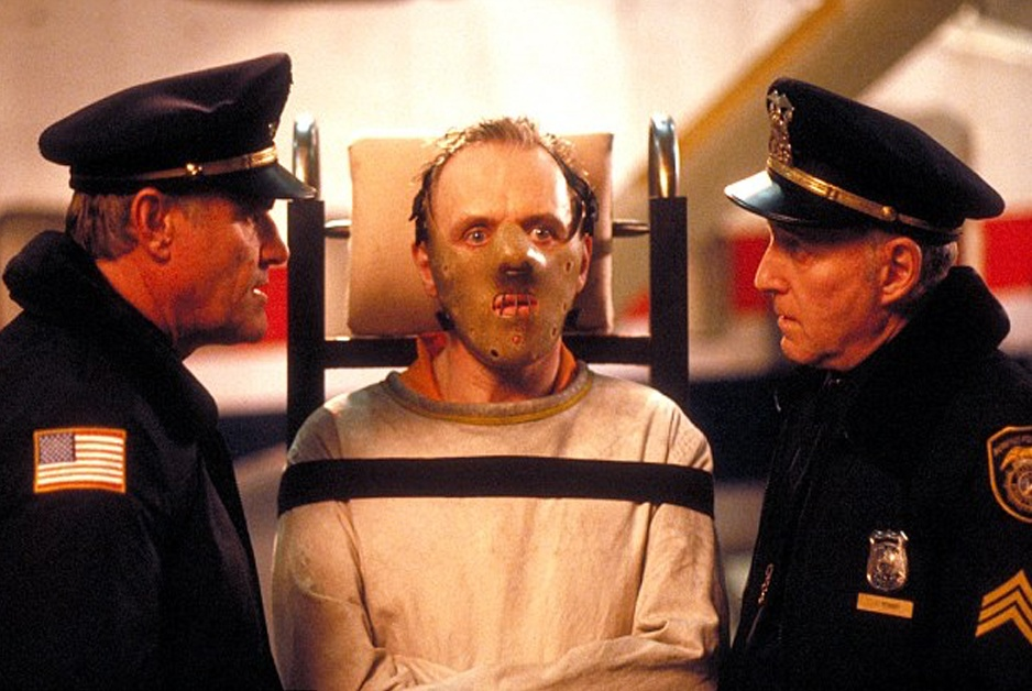 Justice is insane, just like Hannibal Lecter