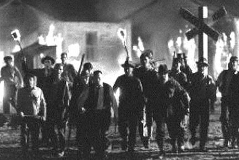 mob rule from men with torches