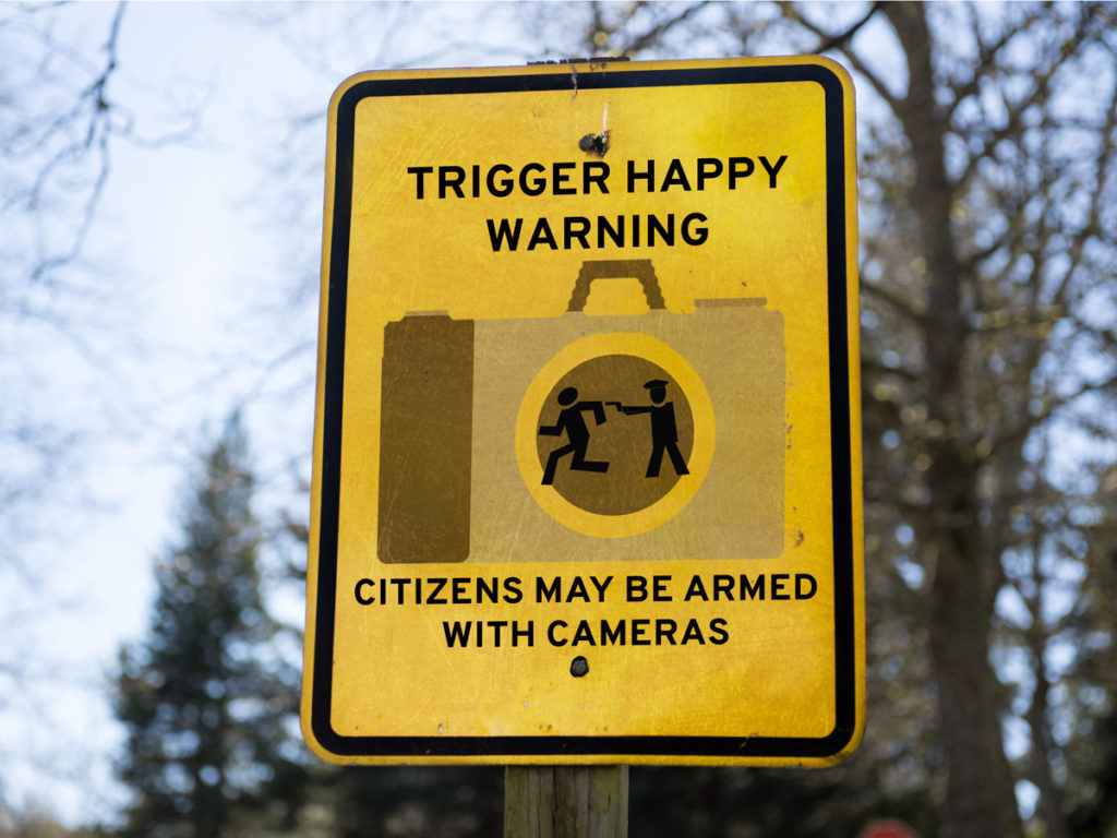 Trigger Happy Warning