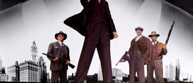 Poster from The Untouchables changed to The Unaccountables