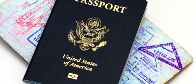 U.S. Passport: the Passport for World-Wide Pariahs