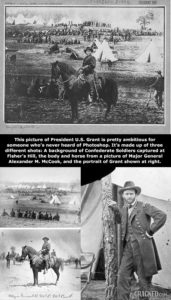 Ulysses S. Grant fake