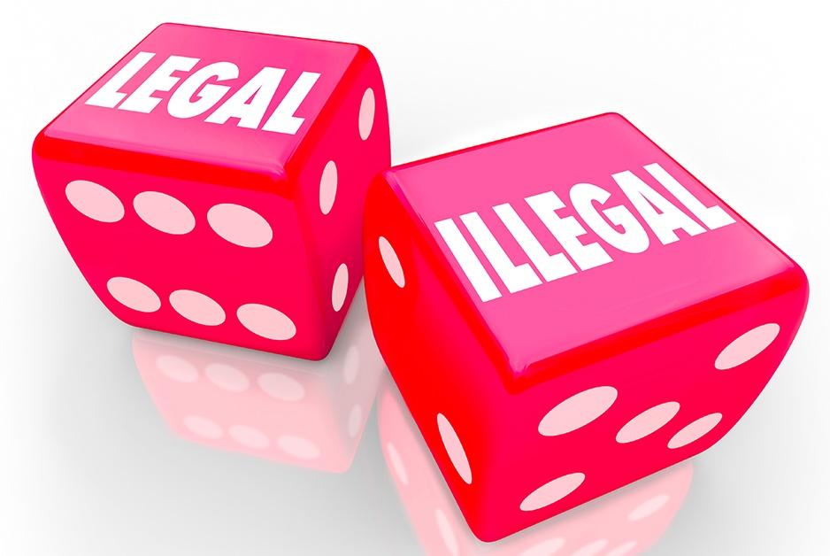 Legal Dice