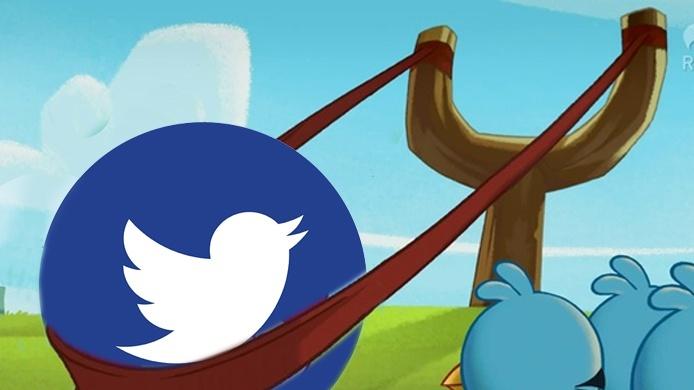Angry Twitter Bird