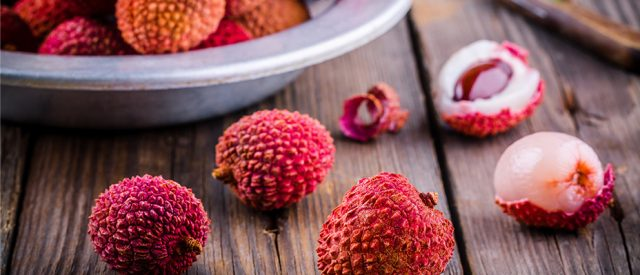 LItchi Fruit represents fruit of the poisonous tree