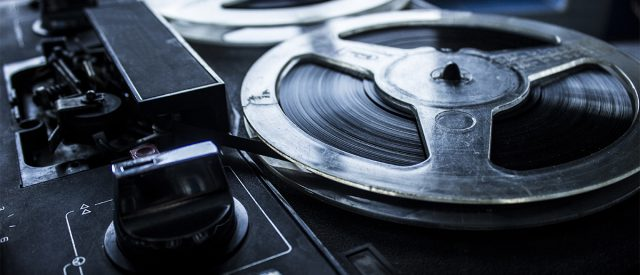 "tapedeck represents the missing recordings which the court claims was ""lost"""
