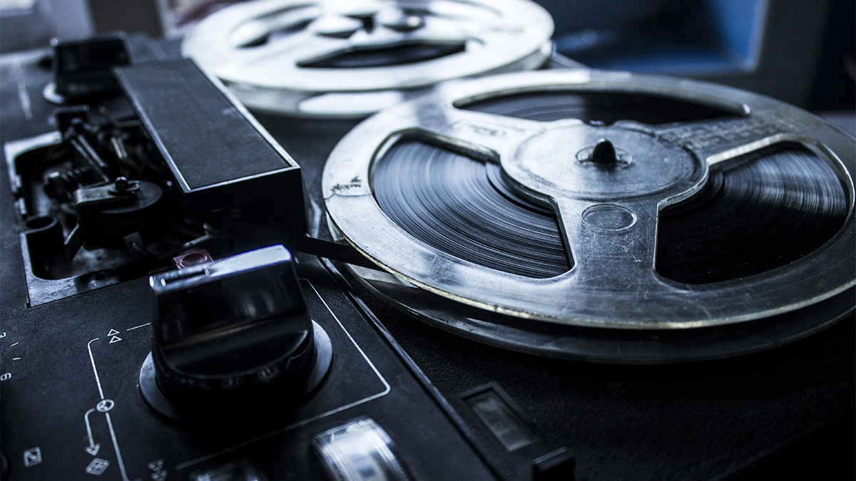 """tapedeck represents the missing recordings which the court claims was """"lost"""""""