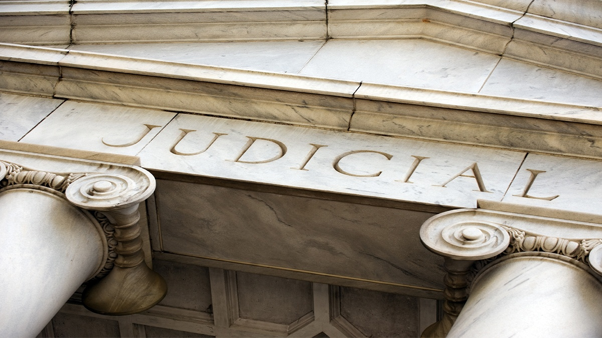 judicial facade hides those who are the real criminals